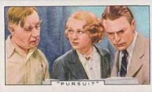 Gallaher Cigarette Cards Film Episodes No. 47 Pursuit