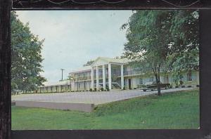 Bardstown-Parkview Motel,Bardstown,KY Postcard