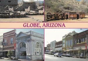 Arizona Globe Downtown Historic District Multi View