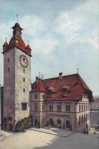 Switzerland Lucerne Das Rathaus