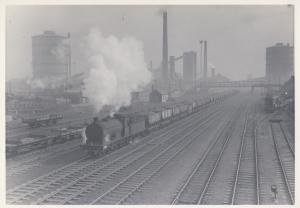 NER J27 Class 0-6-0 No 65853 Train Up Mineral South Bank Photo