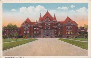 New York Utica Masonic Home