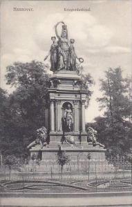 Germany Hannover Kriegerdenkmal