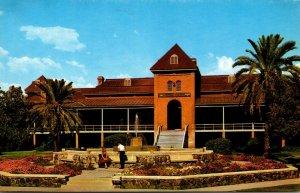 Arizona Tucson Memorial Fountain & Old Main University Of Arizona
