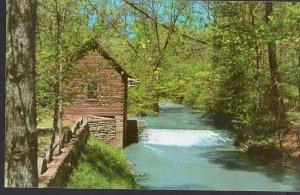 KY McHarque Mill on Little Laurel River LEVI JACKSON Park Chrome 1950s-1970s