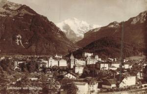 Switzerland Interlaken mit Jungfrau 02.85