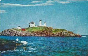 Maine York Nubble Lighthouse