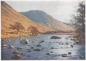 Scotland Pertshire Glen Lyon