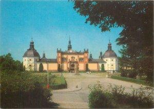 Postcard Europe Czech Republic Pribram castle
