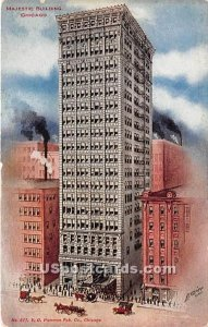 Majestic Building - Chicago, Illinois IL