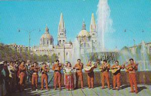 Mexico Guadalajara Mariachis Band