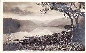 UK - Derwenwater From Friars CragRP View