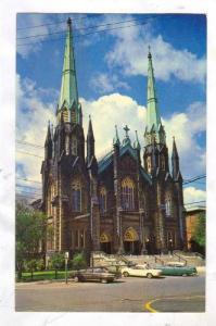 St. Dunstan's Basilica, Charlottetown, Prince Edward Island, Canada, 40-60s