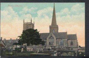 Wiltshire Postcard - Purton Church     RS13525