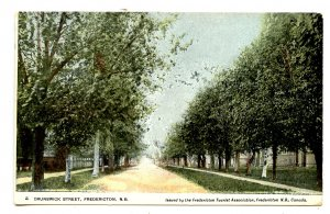 Canada - New Brunswick. Fredericton. Brunswick Street