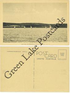 Digby Nova Scotia, Canada-Sailing on Annapolis Basin at
