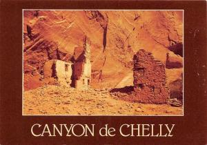 USA Antelope House Canyon de Chelly National Monument Chinle, Arizona Ruins