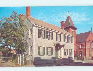 Unused Pre-1980 HISTORIC HOME Lowell Massachusetts MA d0550-12