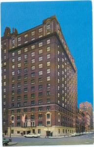 Hotel Grosvenor 35 Fifth Ave at Tenth St.  New York NY