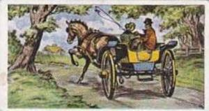 Coopers Tea Vintage Trade Card Transport Through The Ages No 24 Pony Trap  1961