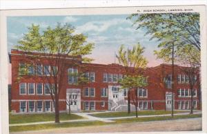 Michigan Lansing High School