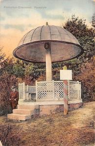 Austria Kismarton-Eisenstadt Parapluie AK 1913