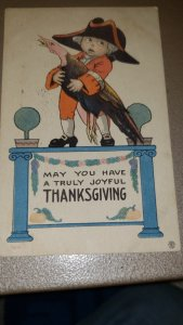 Thanksgiving post 1914