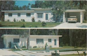 Homosassa Springs FL - HEEG'S HAVEN MOTELRt 19, 6 miles south of CRYSTAL RIVER