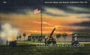 General's Home & Retreat - Indiantown Gap, Pennsylvania