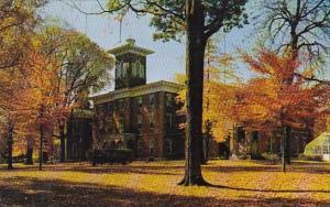 Indiana Crawfordsville Wabash College