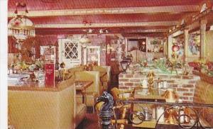 California Stockton Ye Olde Hoosier Inn This Is The Carriage Room Quaint Earl...