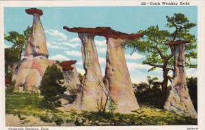 Colorado Colorado Springs Dutch Wedding Rocks