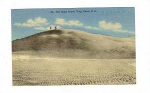 The Sand Dunes, Nags Head, North Carolina, 30-40s