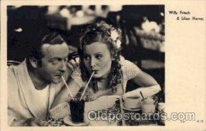 Lilian Harvey 1933