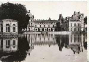 France Postcard - Palais De Fontainebleau - Ref 20573A