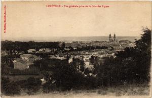 CPA  Luneville - Lunéville - Vue Generale prise de la Cote des Vignes  (483686)