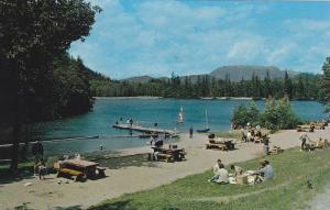 Alice Lake,  offers a perfect spot for picnics and relaxation,  Garibaldi,   ...