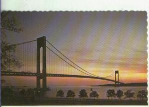 Postal 001799: Estados Unidos-New York (puente de Brooklyn)
