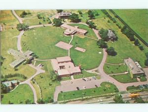 Unused Pre-1980 AERIAL VIEW OF TOWN Williamsville New York NY n2033