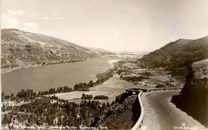 OR - Columbia River Highway. Rowens Point.   *RPPC