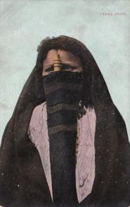 Egypt Cairo Femme Arabe