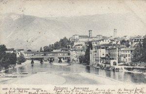 BASSANO , Italy , 1906 : Panorama