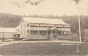 RPPC Marshall's Hotel and Cabins -The Forks, Maine