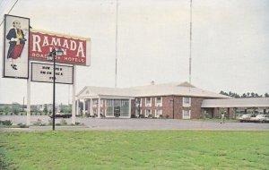 FLORENCE, South Carolina, 50-60s ; Ramada Inn