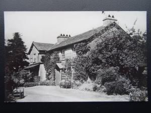 Cumbria Lake District HILL TOP Sawrey Home of Beatrix Potter - Old RP Postcard