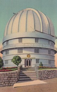 TEXAS, PU-1941; McDonald Observatory Of The University Of Texas
