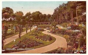 Folkestone, Kingsnorth Gardens Carbo Colour