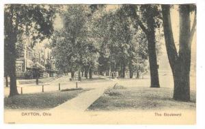 The Boulevard, Dayton , Ohio , Pre-1907