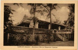 CPA AK INDOCHINA Lang-Co Residence d'Ete VIETNAM (956950)