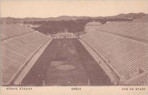 Greece Vue De Stade